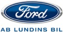 AB Lundins Bil Ford logotyp
