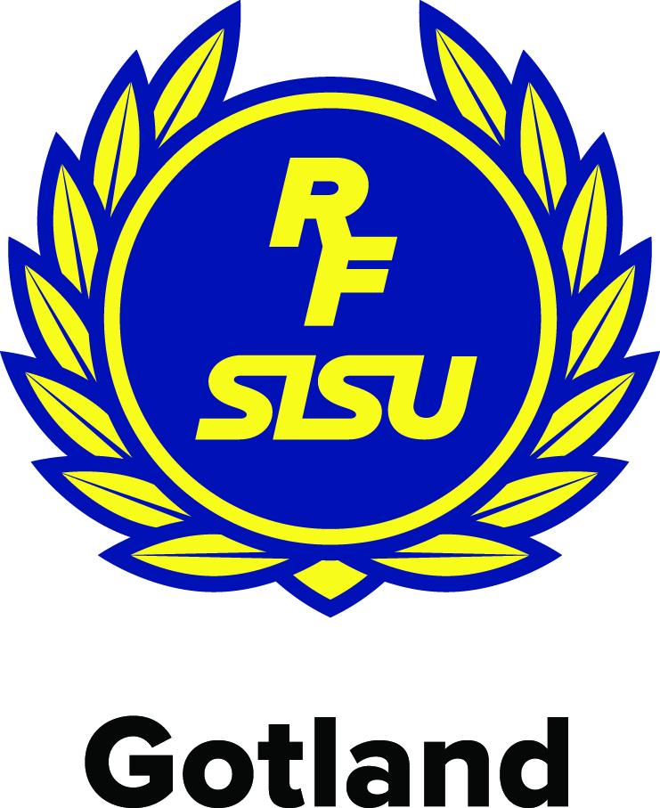 RF SISU Gotland logotyp